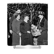 Salvation Army, 1923 Shower Curtain