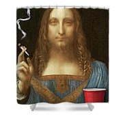 Tote Bag - Salvator Mundi Da Vinci by Tony Rubino Tony Rubino