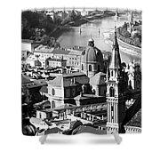 Salzburg Austria 1 Shower Curtain