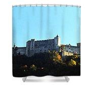 Salzburg Austria 6 Shower Curtain