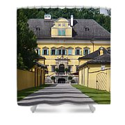 Salzburg Chateau Shower Curtain
