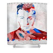 Sam Smith Shower Curtain