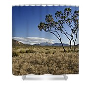 Samburu Safari  Shower Curtain