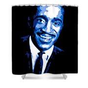 Sammy Davis Shower Curtain