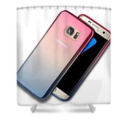 Samsung Galaxy Cases Shower Curtain