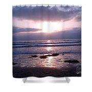 San Diego 5 Shower Curtain