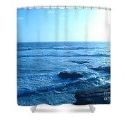 San Diego 8 Shower Curtain