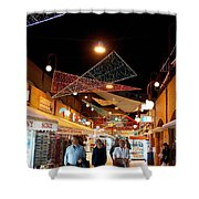 San Eugenio 2 Shower Curtain