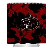 San Francisco 49ers 1b Shower Curtain