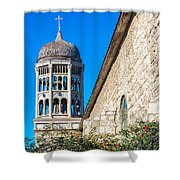 San Francisco Church Shower Curtain