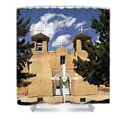 San Francisco De Asis Shower Curtain