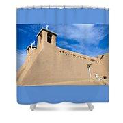 San Francisco De Assisi Church Shower Curtain