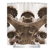 San Francisco Street Lamp Shower Curtain