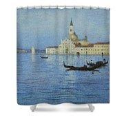 San Giorgio Maggiore Shower Curtain