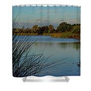 San Joaquin Wildlife Sanctuary Shower Curtain