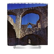 San Jose Arches A Shower Curtain
