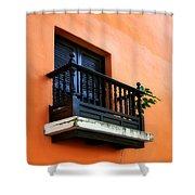 San Juan Window Shower Curtain