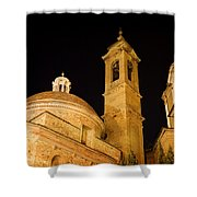 San Lorenzo Chruch Florence Italy Shower Curtain