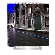 San Marco By Nightt Shower Curtain