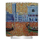 San Marco Shower Curtain