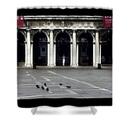 San Marco Venice Shower Curtain