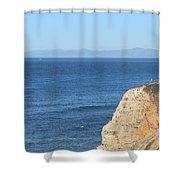 San Pedro Shower Curtain