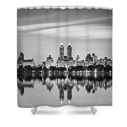 San Remo Shower Curtain