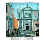 San Rocco Shower Curtain
