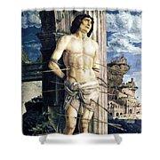 San Sebastian 1480 Shower Curtain