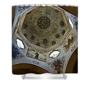 San Xavier Dome Shower Curtain