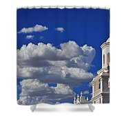 San Xavier Shower Curtain