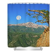 Sanctity Of Nature, The Impetus Behind My Photography Shower Curtain