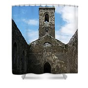 Sanctuary Fuerty Church Roscommon Ireland Shower Curtain