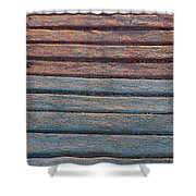Sand And Sunset Shower Curtain
