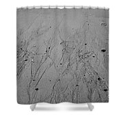 Sand Beach Texture Shower Curtain