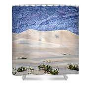 Sand Desert Usa Shower Curtain