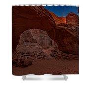 Sand Dune Arch II Shower Curtain