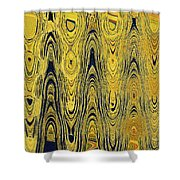 Sand On The Edge Shower Curtain