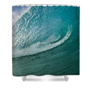 Sand Slab Shower Curtain