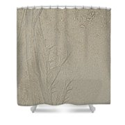 Sand Tree 2 Shower Curtain