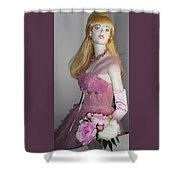Sandies Girl 4 Shower Curtain