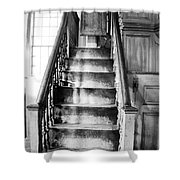 Sandown Meetinghouse -sandown Nh Usa Shower Curtain
