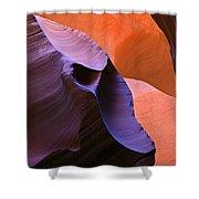 Sandstone Apparition Shower Curtain