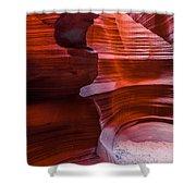 Sandstone Canyon Shower Curtain