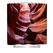 Sandstone Canyon Shower Curtain