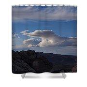 Sandstone Quarry I Shower Curtain