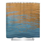 Sandstone Reflections Shower Curtain