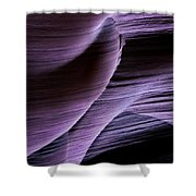 Sandstone Symphony Shower Curtain