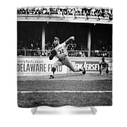 Sandy Koufax (1935- ) Shower Curtain by Granger