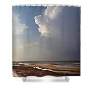 Sandy Neck Beach Shower Curtain